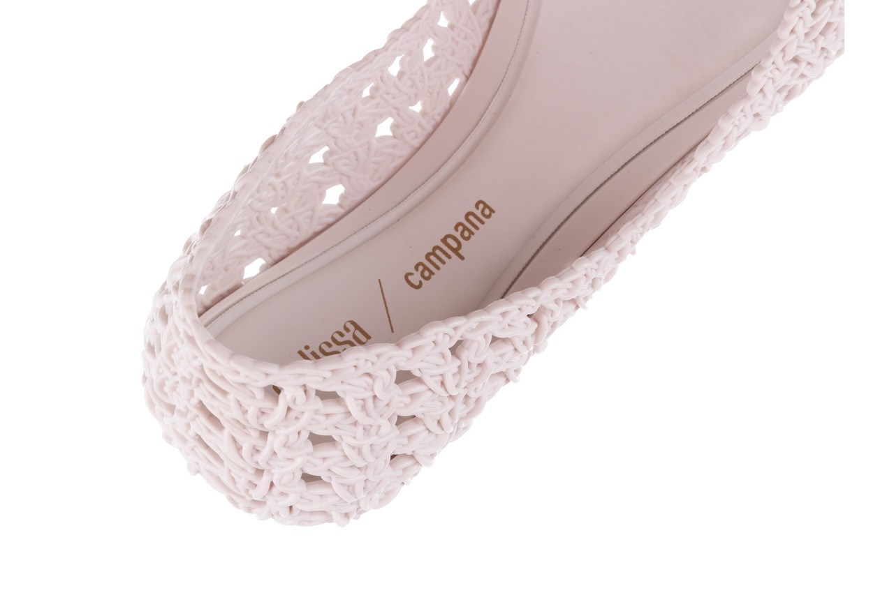 Baleriny melissa campana crochet ad white, biały, guma - baleriny - melissa - nasze marki 15