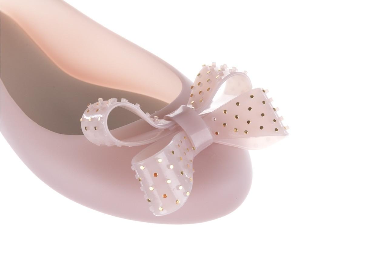 Baleriny melissa space love vi me ad beige, beż, guma - ślubne - baleriny - buty damskie - kobieta 14