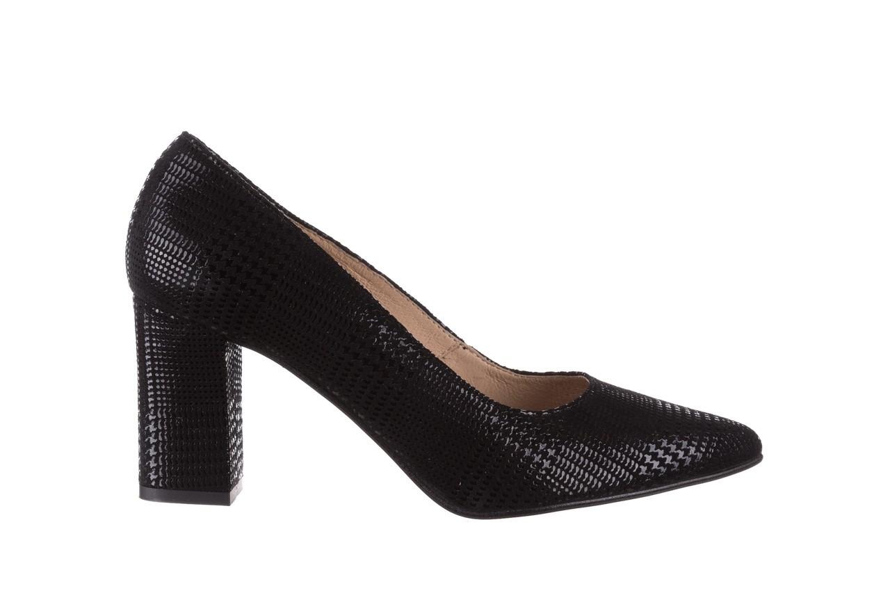 Czółenka bayla-188 003 czarny, skóra naturalna  - czółenka - buty damskie - kobieta 8