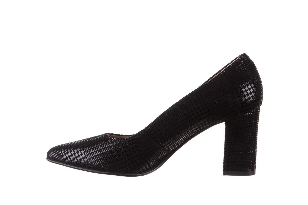 Czółenka bayla-188 003 czarny, skóra naturalna  - czółenka - buty damskie - kobieta 10
