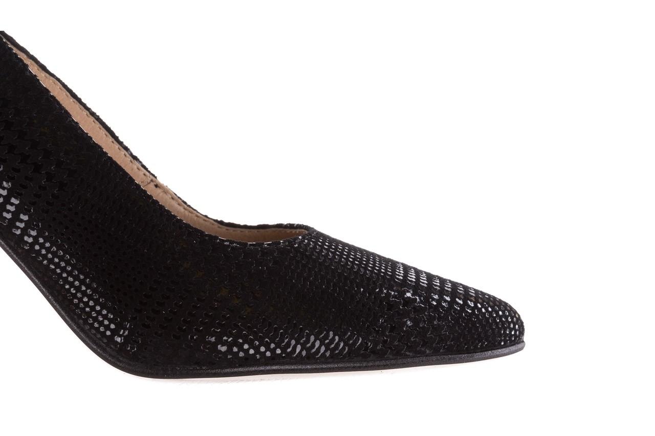 Czółenka bayla-188 003 czarny, skóra naturalna  - czółenka - buty damskie - kobieta 14