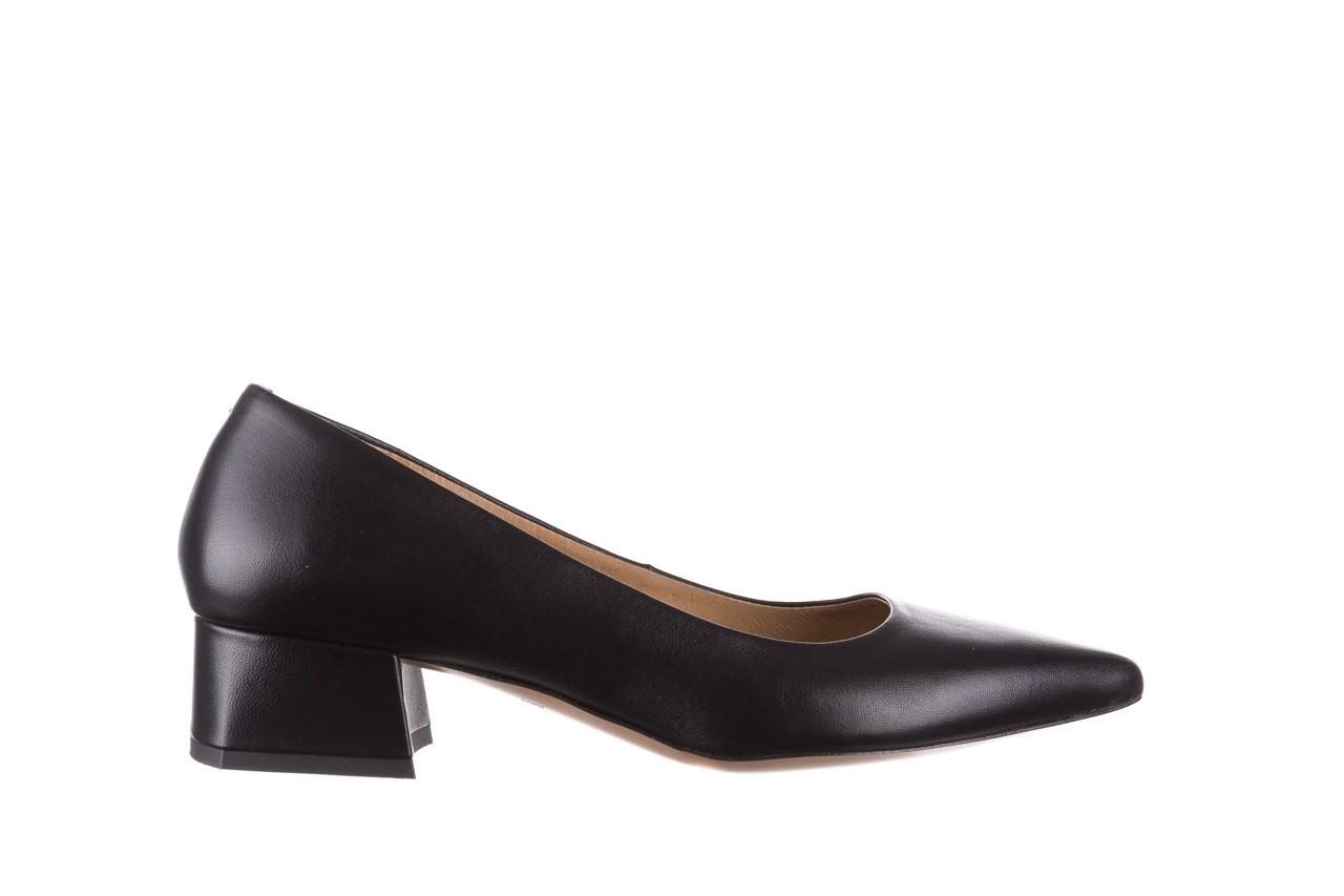 Czółenka bayla-188 002 czarny, skóra naturalna  - skórzane - czółenka - buty damskie - kobieta 8