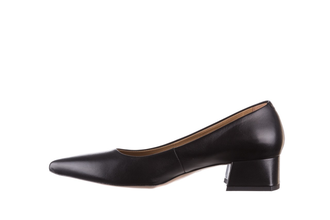 Czółenka bayla-188 002 czarny, skóra naturalna  - skórzane - czółenka - buty damskie - kobieta 10