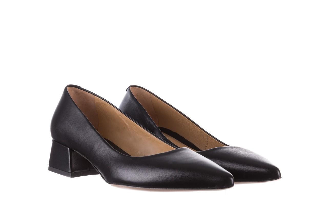 Czółenka bayla-188 002 czarny, skóra naturalna  - skórzane - czółenka - buty damskie - kobieta 9