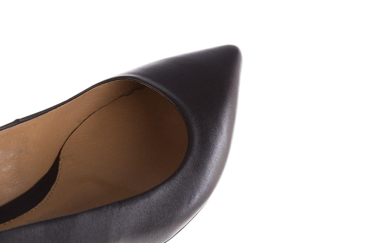 Czółenka bayla-188 002 czarny, skóra naturalna  - skórzane - czółenka - buty damskie - kobieta 13