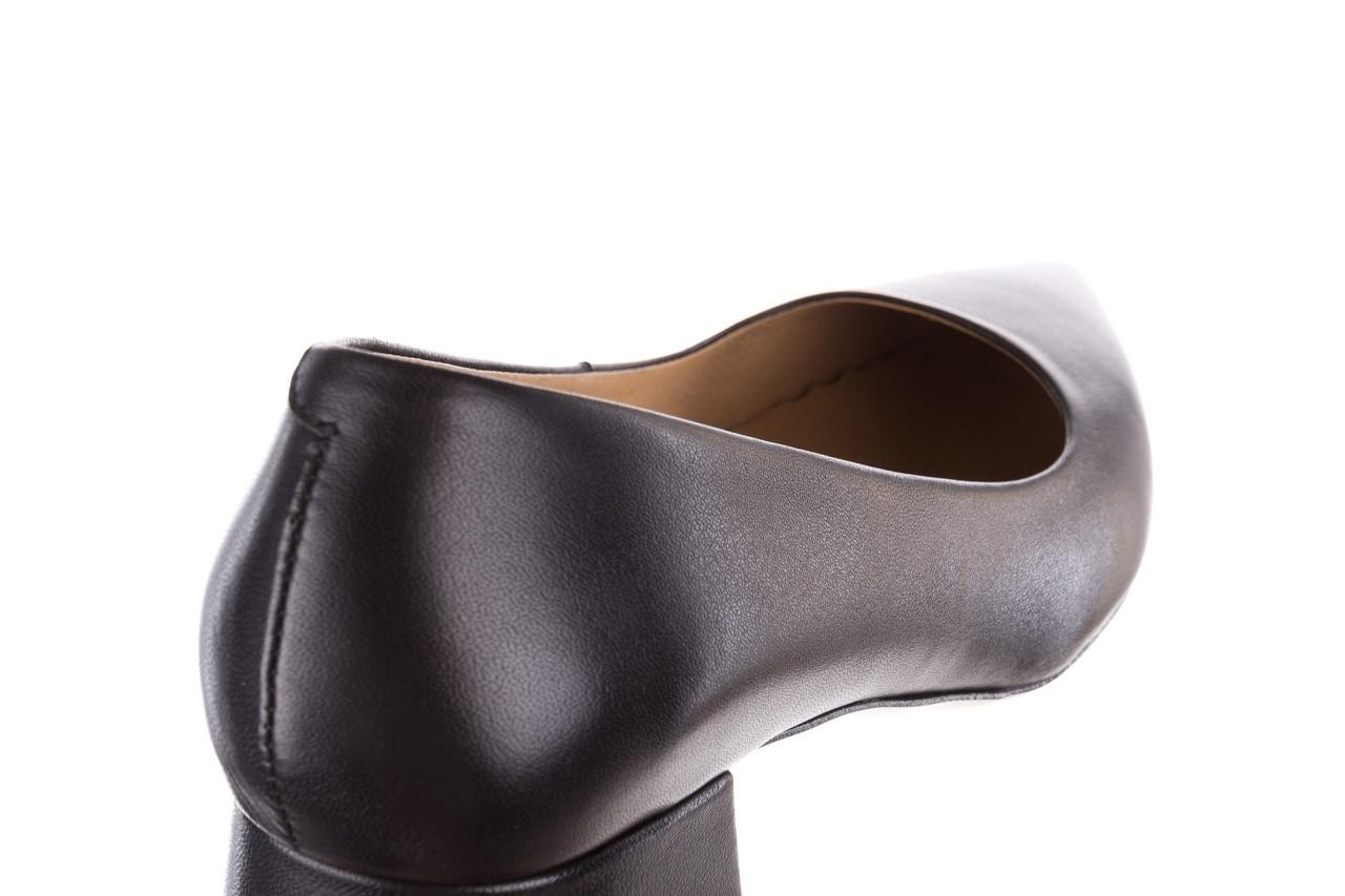 Czółenka bayla-188 002 czarny, skóra naturalna  - skórzane - czółenka - buty damskie - kobieta 15