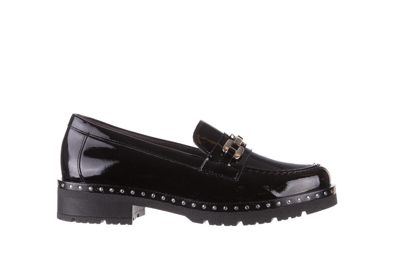 Półbuty pitillos 5811 negro, czarny, skóra naturalna lakierowana  - na obcasie - półbuty - buty damskie - kobieta 9