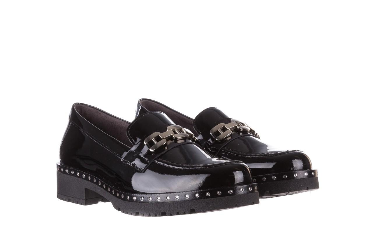 Półbuty pitillos 5811 negro, czarny, skóra naturalna lakierowana  - na obcasie - półbuty - buty damskie - kobieta 10