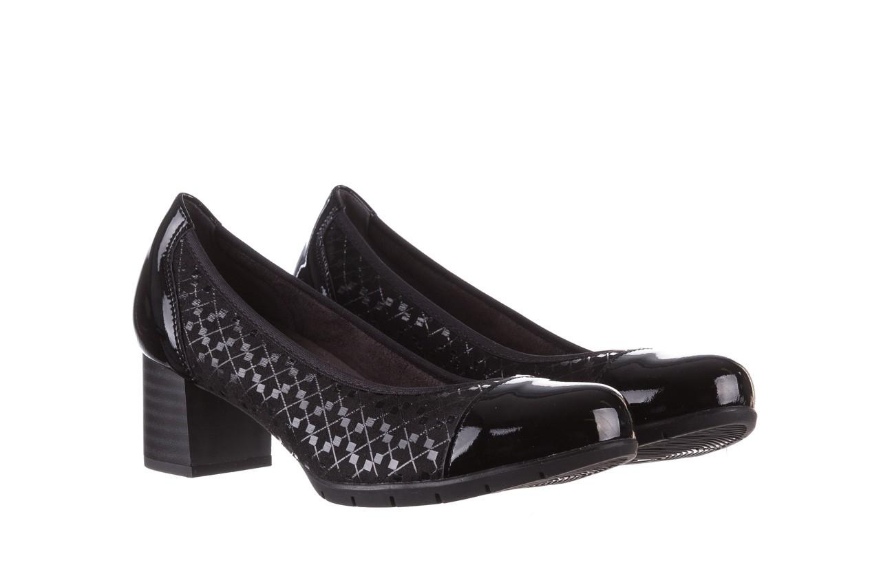 Czółenka pitillos 5740 negro-negr, czarny, skóra naturalna  - czółenka - buty damskie - kobieta 11