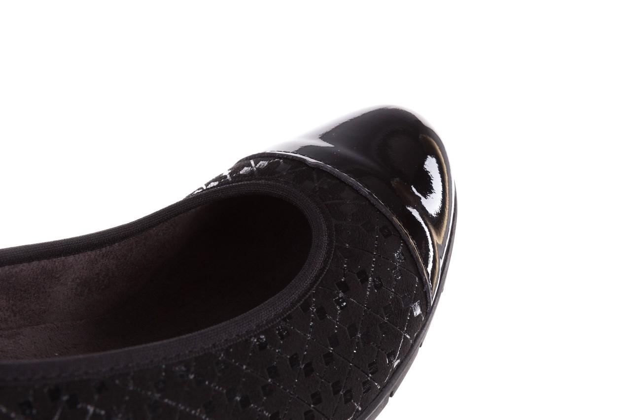 Czółenka pitillos 5740 negro-negr, czarny, skóra naturalna  - czółenka - buty damskie - kobieta 19
