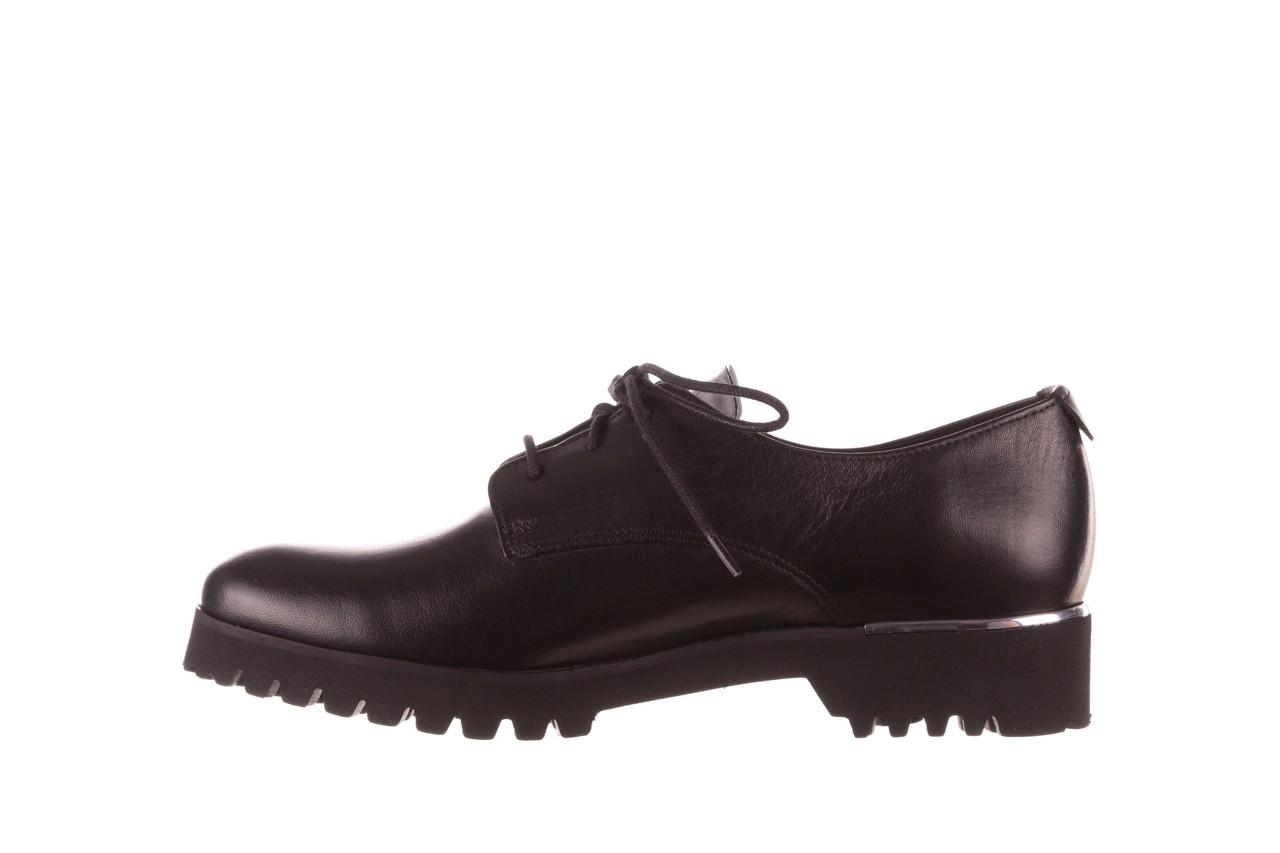 Półbuty bayla-157 b021-076-p czarny 157018, skóra naturalna - skórzane - półbuty - buty damskie - kobieta 11