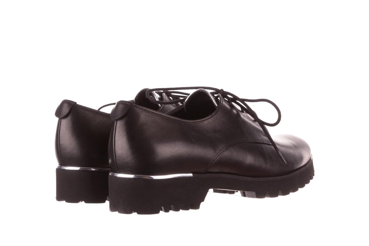 Półbuty bayla-157 b021-076-p czarny 157018, skóra naturalna - skórzane - półbuty - buty damskie - kobieta 12