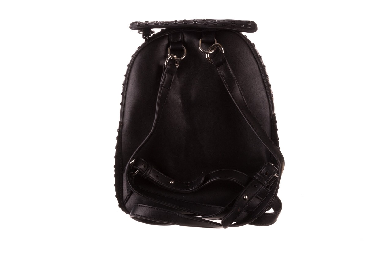 Plecak sca'viola t-57 black, czarny, skóra naturalna  - torebki - akcesoria - kobieta 11