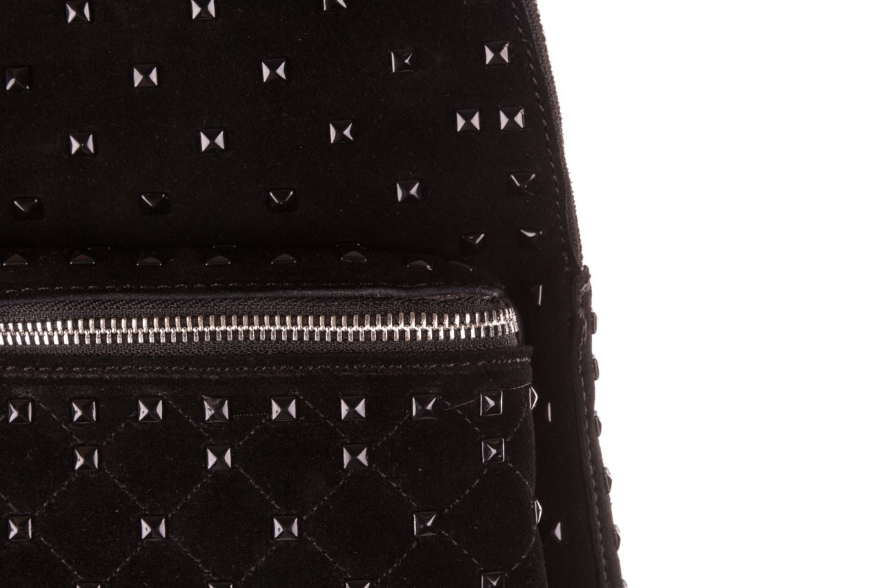 Plecak sca'viola t-57 black, czarny, skóra naturalna  - torebki - akcesoria - kobieta 14