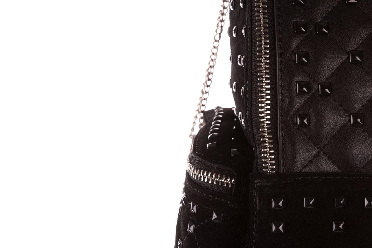 Plecak sca'viola t-57 black, czarny, skóra naturalna  - torebki - akcesoria - kobieta 15