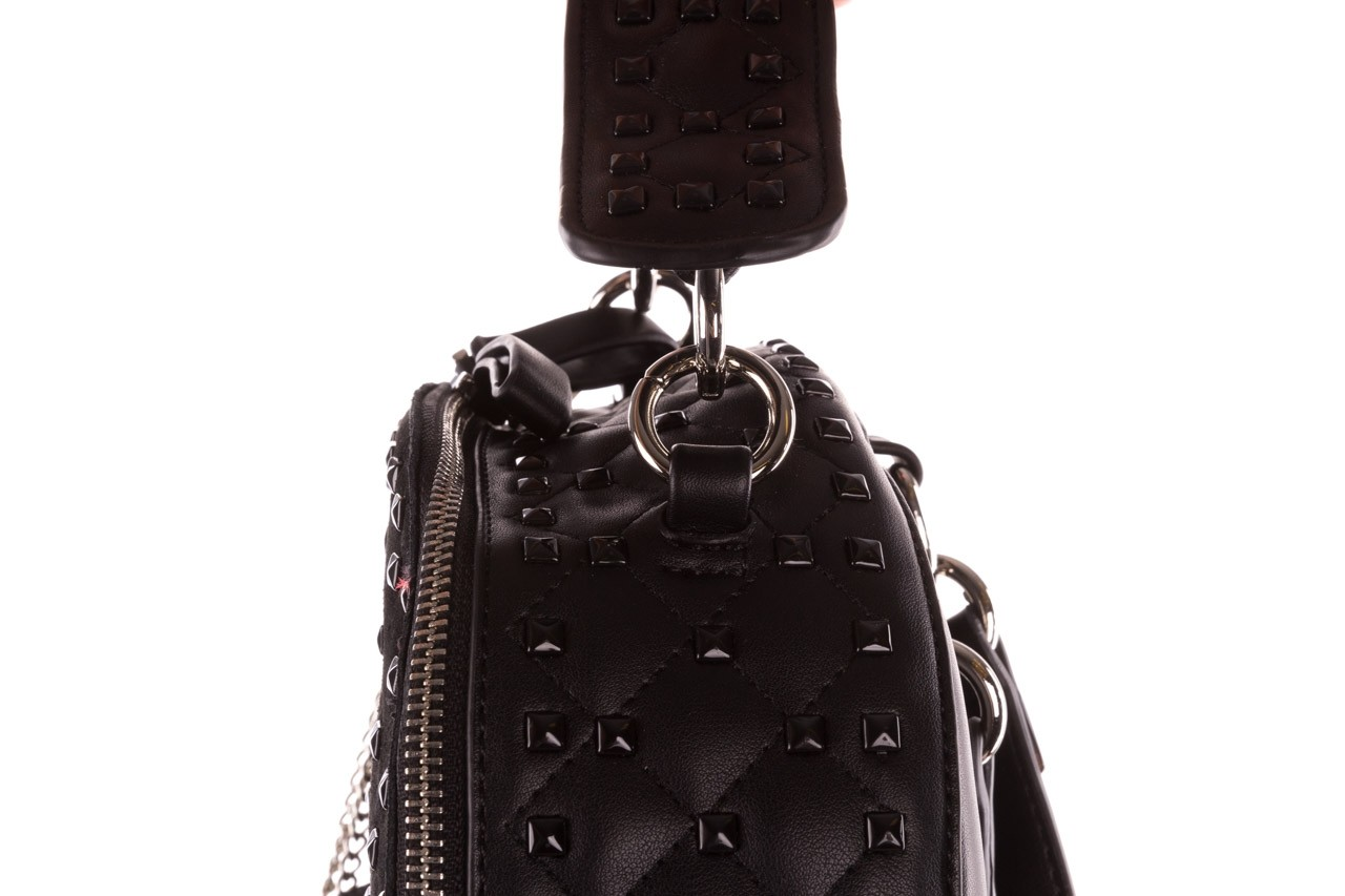 Plecak sca'viola t-57 black, czarny, skóra naturalna  - torebki - akcesoria - kobieta 17
