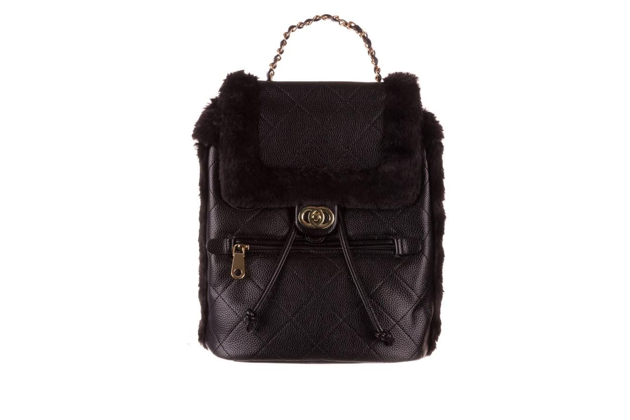 Plecak sca'viola t-58 black, czarny, skóra naturalna  - torebki - akcesoria - kobieta 9
