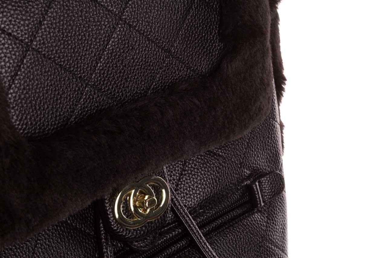 Plecak sca'viola t-58 black, czarny, skóra naturalna  - torebki - akcesoria - kobieta 14