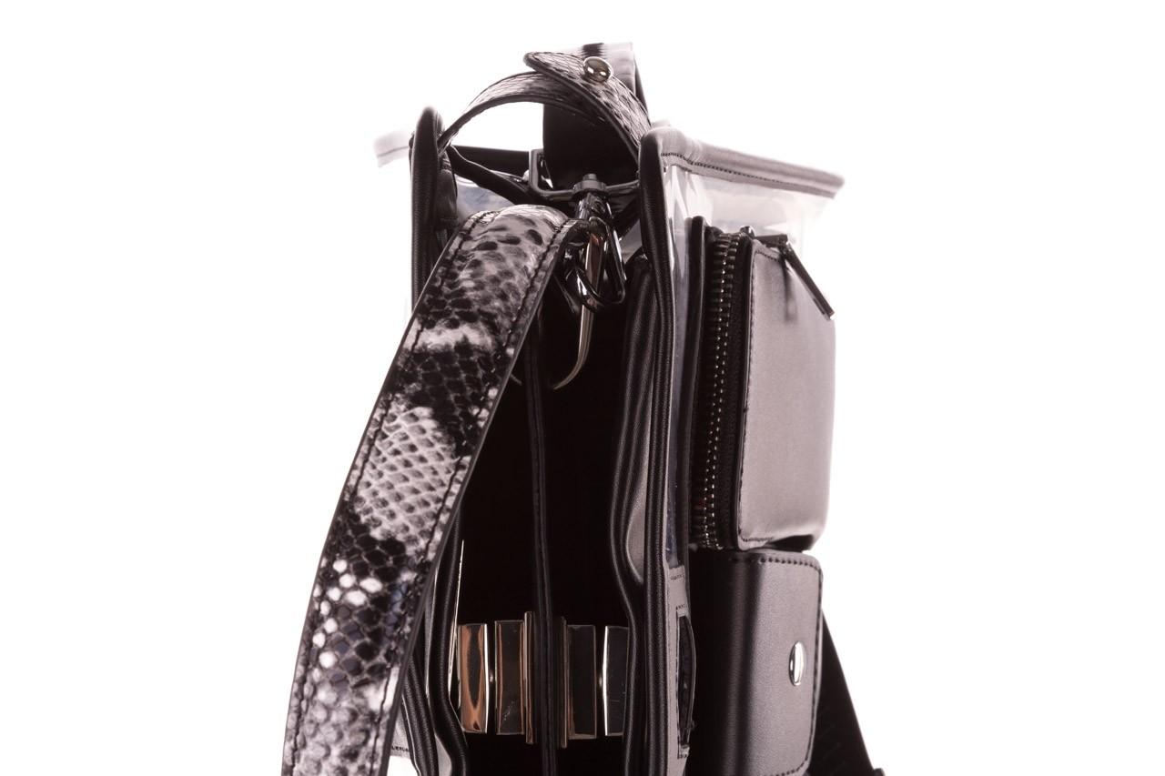 Torebka sca'viola t-59 black, czarny, skóra naturalna  - torebki - akcesoria - kobieta 12
