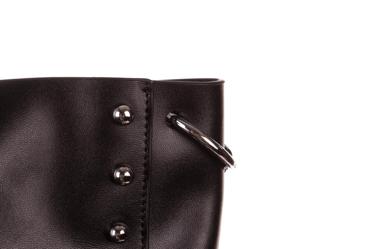 Torebka sca'viola t-56 black, czarny, skóra naturalna  - torebki - akcesoria - kobieta 14