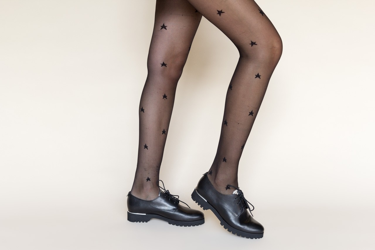Półbuty bayla-157 b021-076-p czarny 157018, skóra naturalna - skórzane - półbuty - buty damskie - kobieta 10