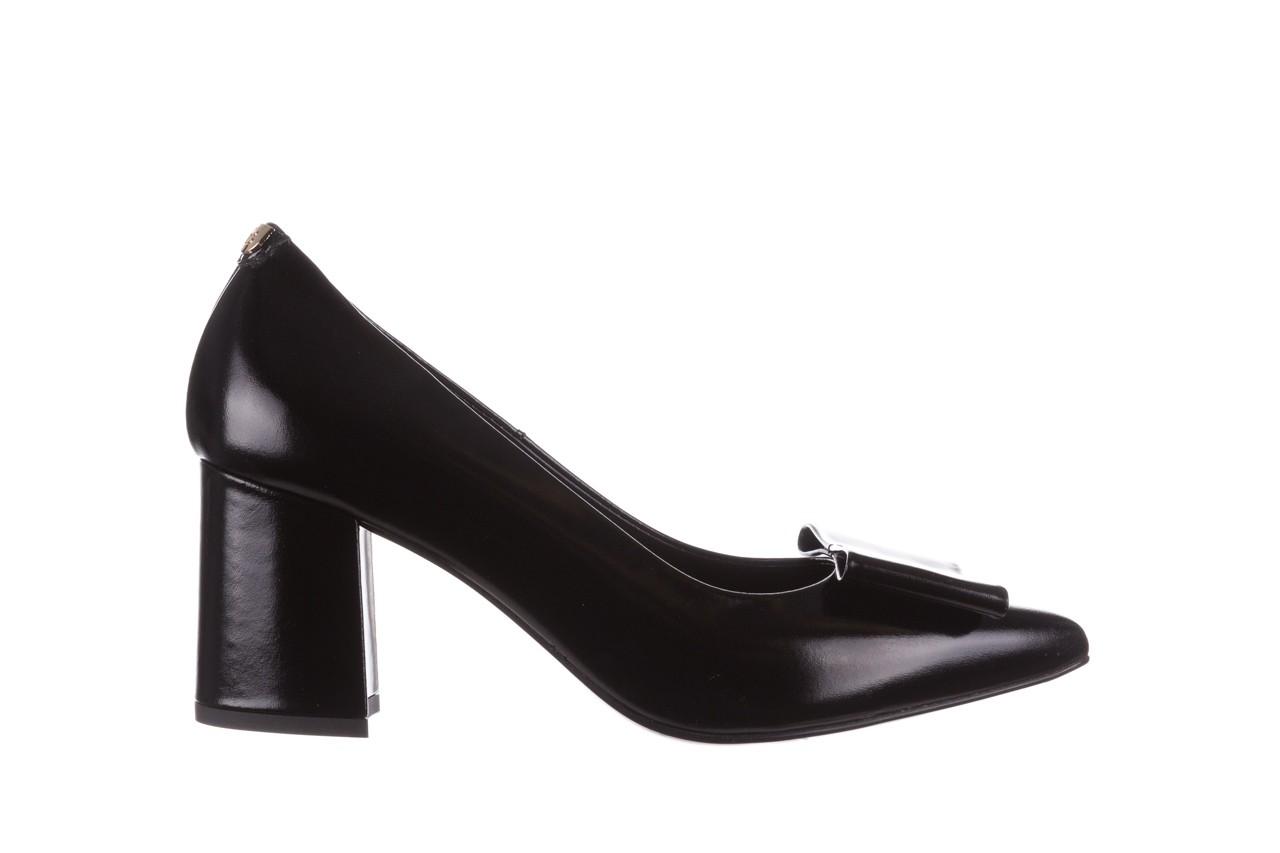 Czółenka bayla-056 9404-1278 czarny, skóra naturalna  - czółenka - buty damskie - kobieta 8