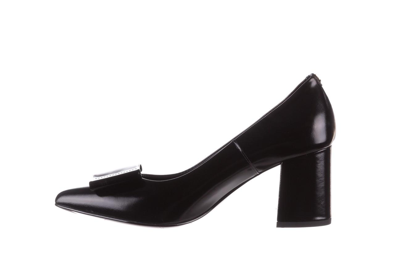 Czółenka bayla-056 9404-1278 czarny, skóra naturalna  - czółenka - buty damskie - kobieta 11