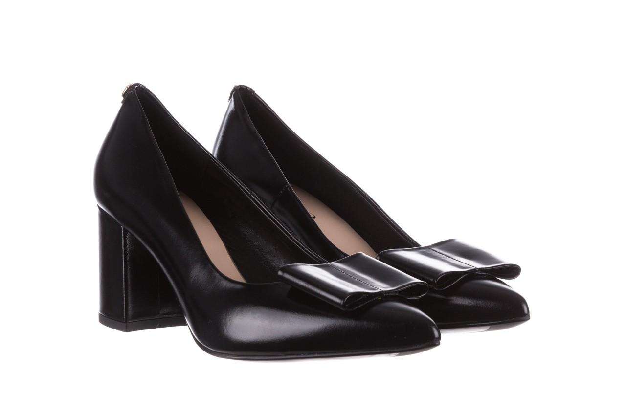 Czółenka bayla-056 9404-1278 czarny, skóra naturalna  - czółenka - buty damskie - kobieta 9