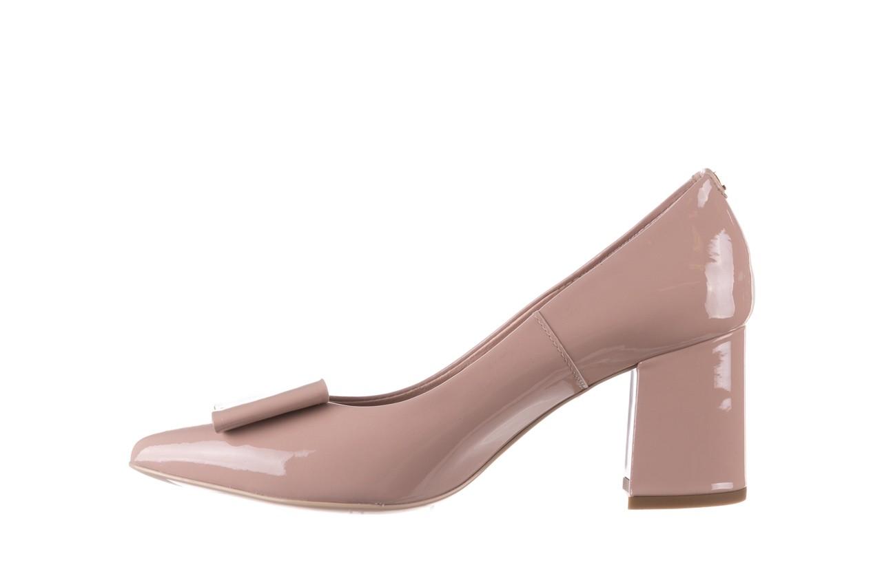 Czółenka bayla-056 9404-430 róż, skóra naturalna lakierowana  - czółenka - buty damskie - kobieta 11