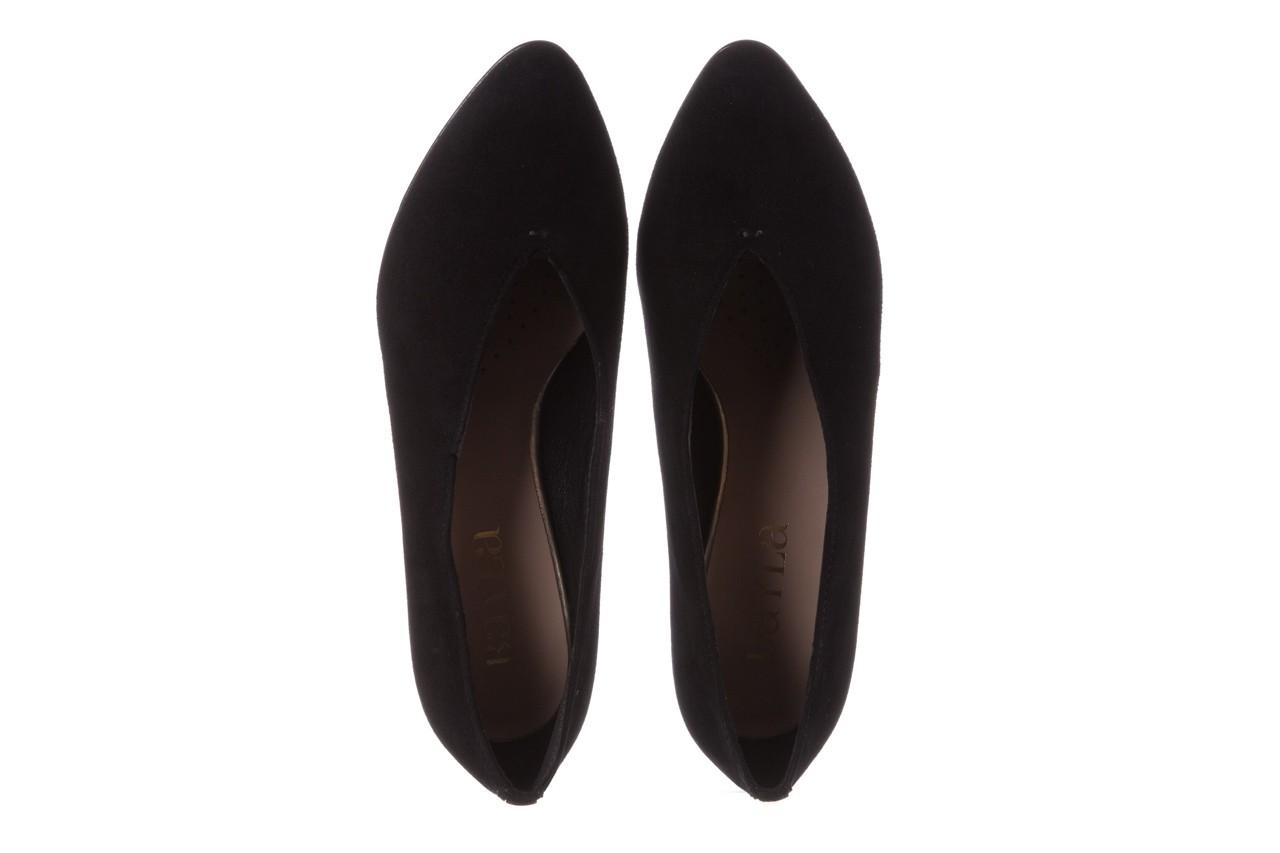 Czółenka bayla-056 9147-21 czarny, skóra naturalna  - na słupku - czółenka - buty damskie - kobieta 13