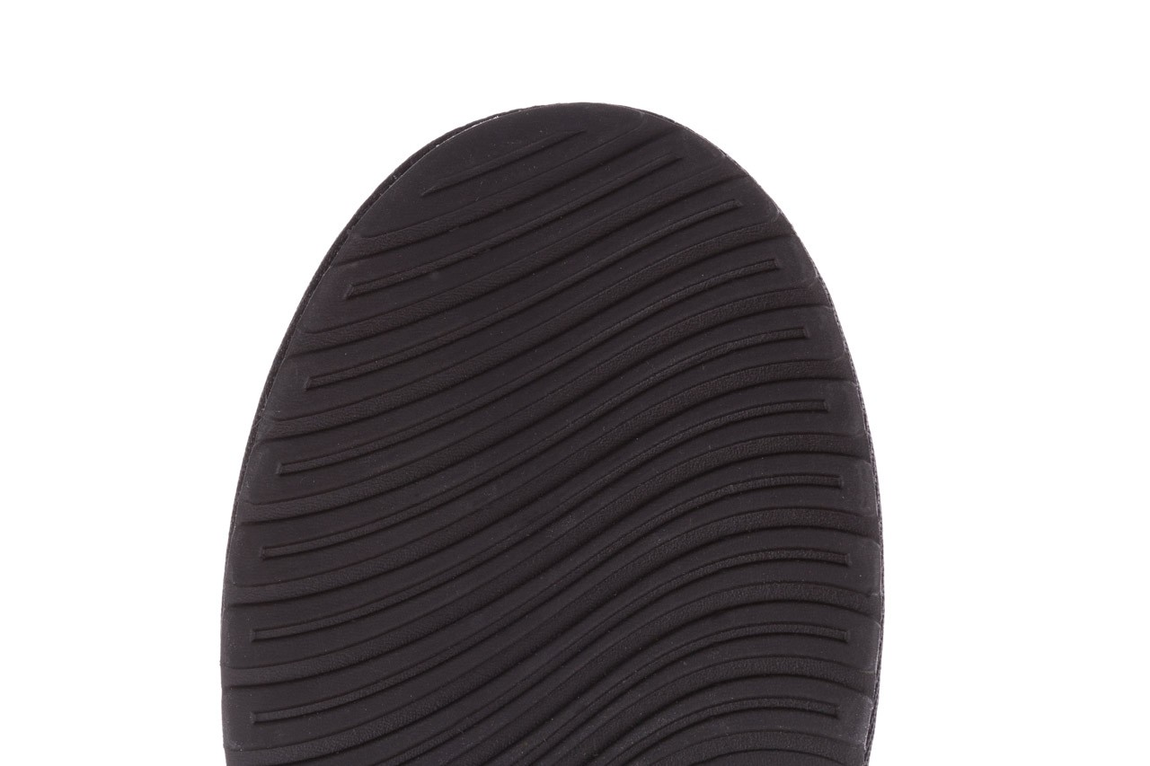 Śniegowce emu ore black, czarny, skóra naturalna 15
