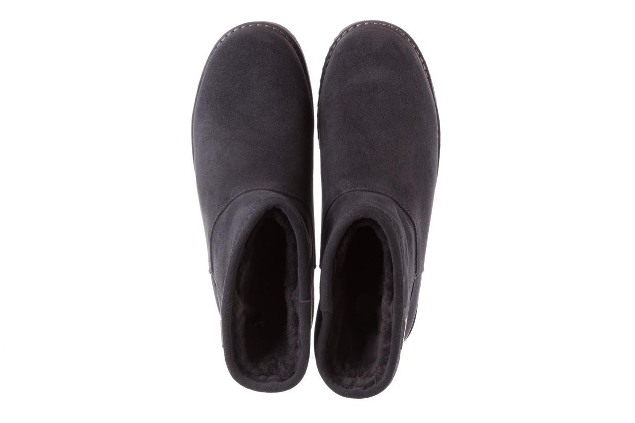 Śniegowce emu paterson classic mini dark grey, szary, skóra naturalna  - śniegowce - śniegowce i kalosze - buty damskie - kobieta 12