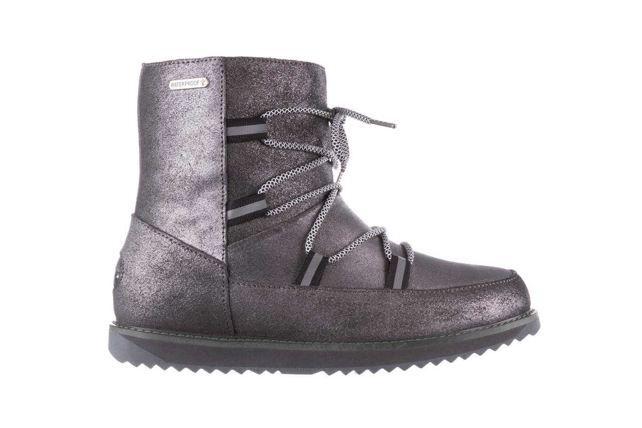 Śniegowce emu rutledge dark grey, szary, skóra naturalna  - śniegowce - śniegowce i kalosze - buty damskie - kobieta 11