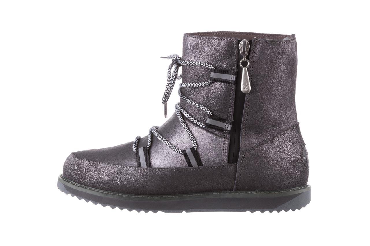 Śniegowce emu rutledge dark grey, szary, skóra naturalna  - śniegowce - śniegowce i kalosze - buty damskie - kobieta 13