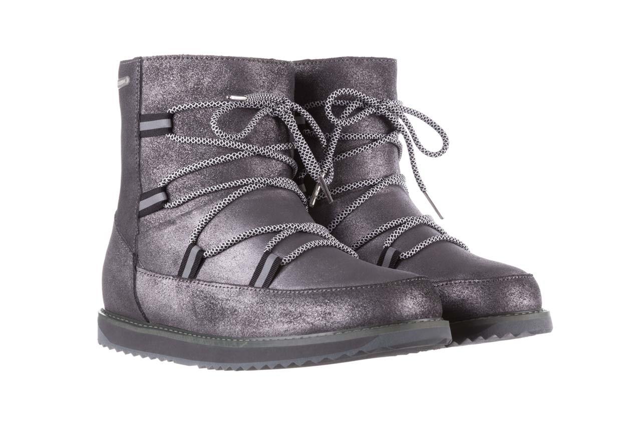 Śniegowce emu rutledge dark grey, szary, skóra naturalna  - śniegowce - śniegowce i kalosze - buty damskie - kobieta 12