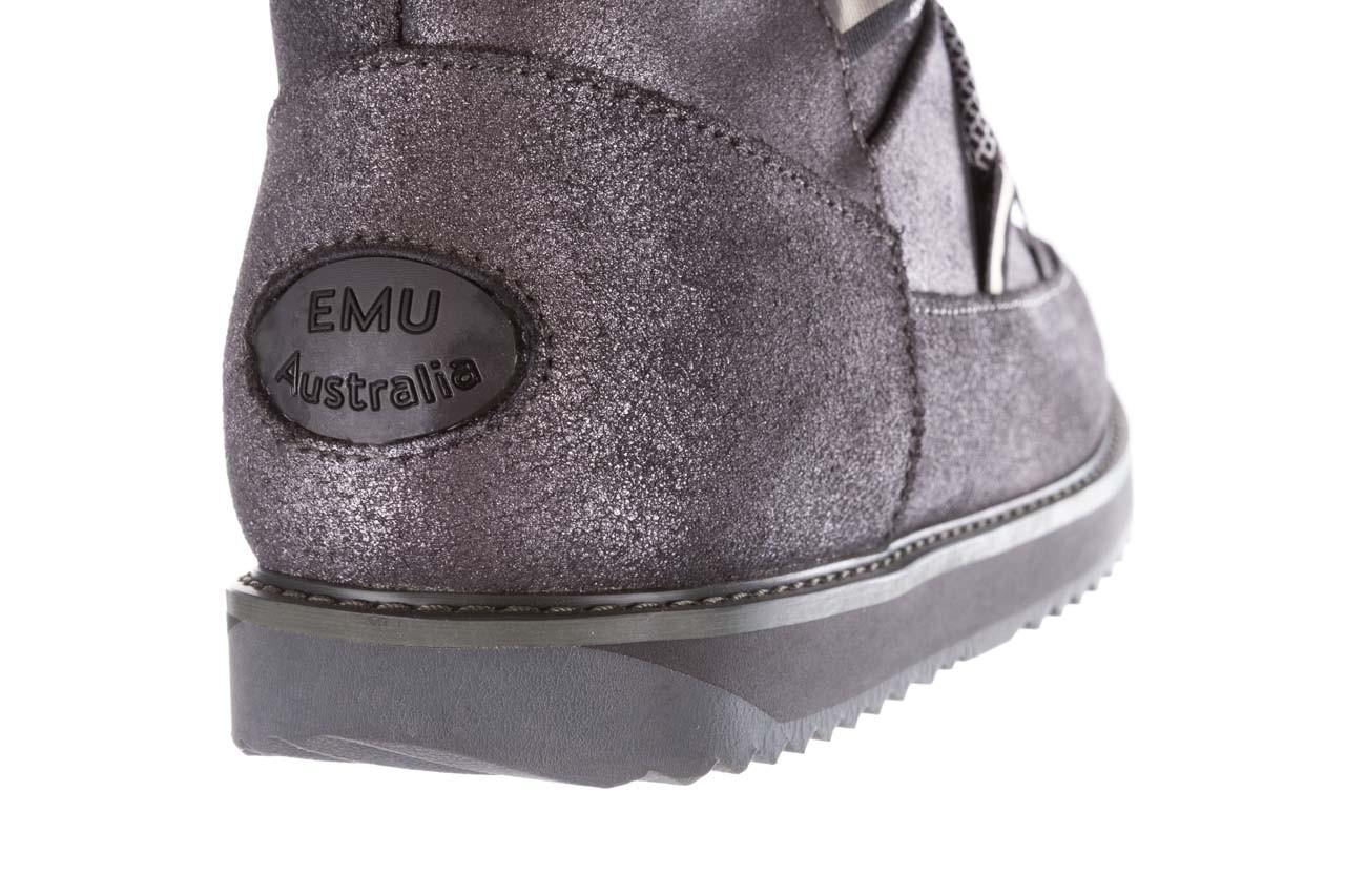 Śniegowce emu rutledge dark grey, szary, skóra naturalna  - śniegowce - śniegowce i kalosze - buty damskie - kobieta 20