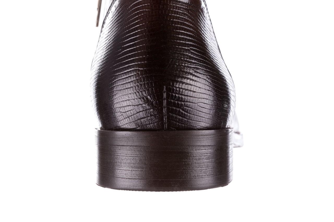 Trzewiki john doubare 212h-50-n002r brown, brąz, skóra naturalna - sale 17