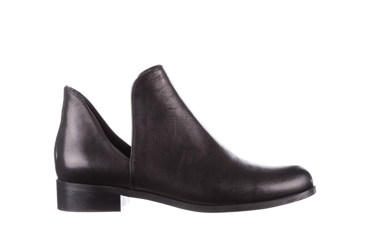 Botki bayla-157 b028-076-p czarny, skóra naturalna - sztyblety - botki - buty damskie - kobieta 8