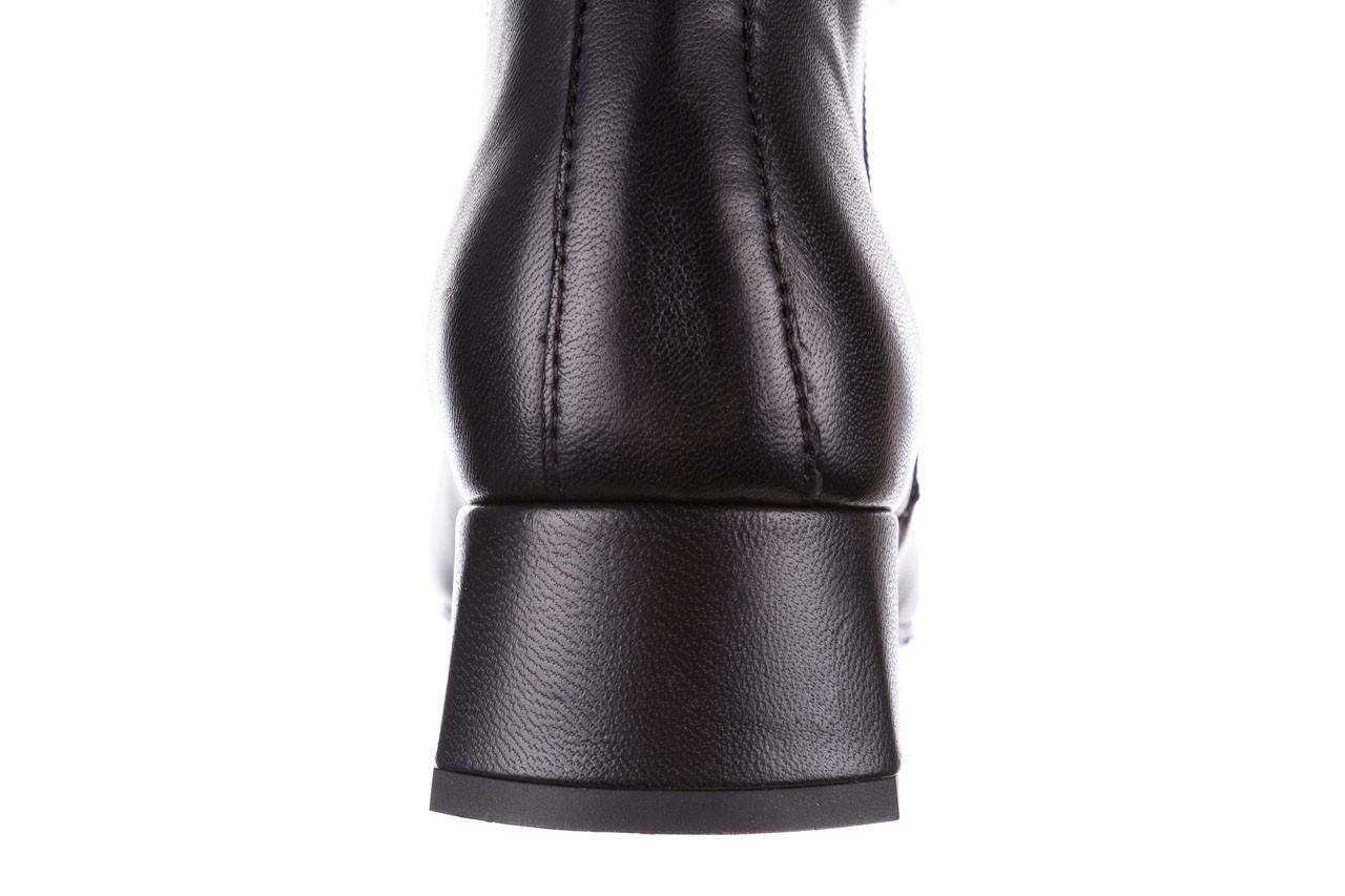 Botki bayla-188 005 czarny, skóra naturalna - bayla - nasze marki 17