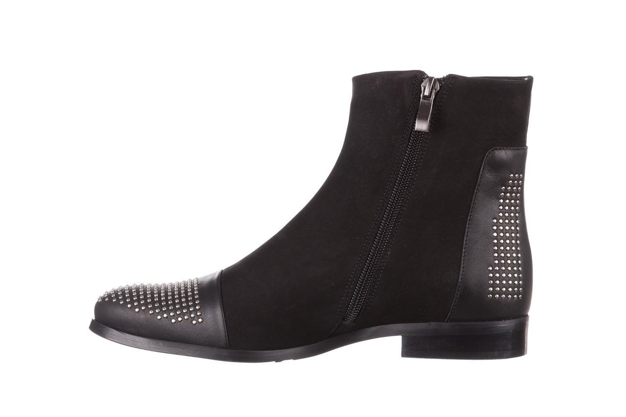 Botki bayla-188 013 czarny, skóra naturalna - sztyblety - botki - buty damskie - kobieta 10
