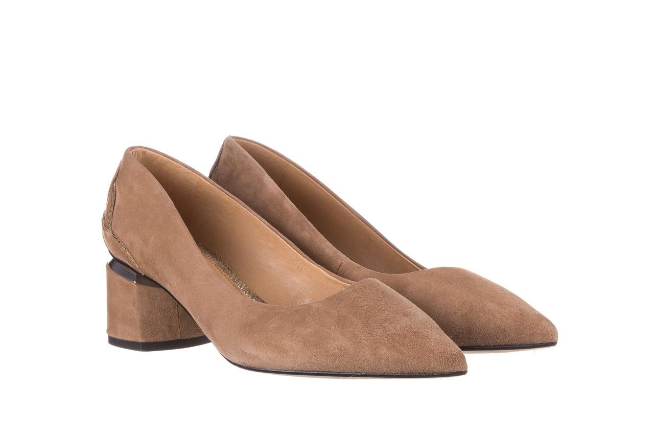 Czółenka bayla-188 030 beż, skóra naturalna - czółenka - buty damskie - kobieta 10
