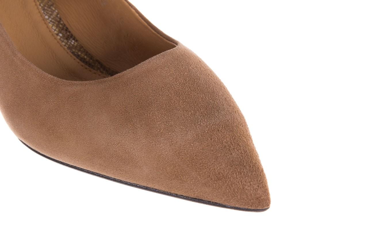Czółenka bayla-188 030 beż, skóra naturalna - czółenka - buty damskie - kobieta 16