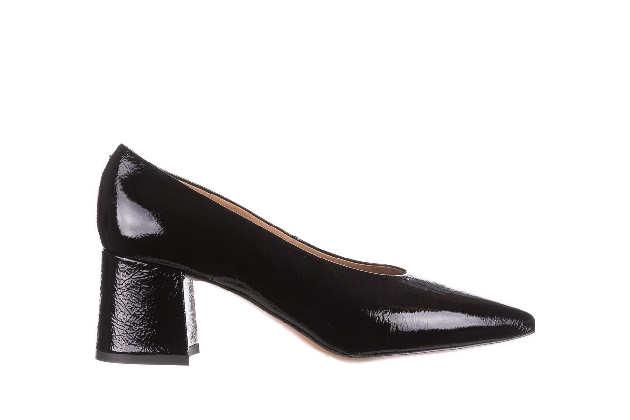 Czółenka bayla-188 029 czarny, skóra naturalna lakierowana - skórzane - czółenka - buty damskie - kobieta 9