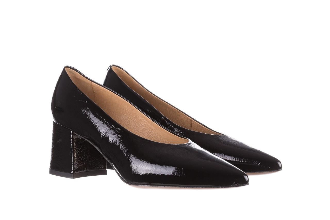 Czółenka bayla-188 029 czarny, skóra naturalna lakierowana - skórzane - czółenka - buty damskie - kobieta 10