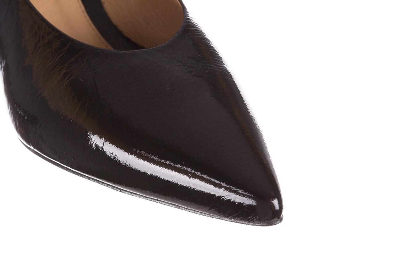 Czółenka bayla-188 029 czarny, skóra naturalna lakierowana - skórzane - czółenka - buty damskie - kobieta 15