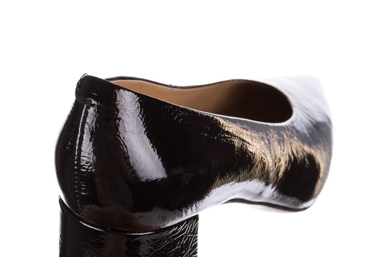 Czółenka bayla-188 029 czarny, skóra naturalna lakierowana - skórzane - czółenka - buty damskie - kobieta 16