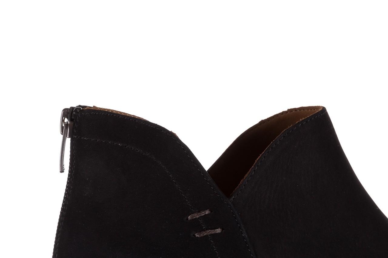 Botki bayla-161 061-2001 black, czarny, skóra naturalna 16