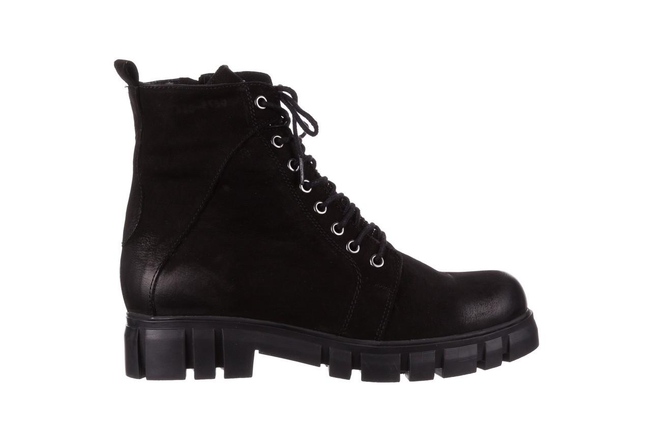 Trzewiki bayla-161 068-8675 black, czarny, skóra naturalna  - trzewiki - buty damskie - kobieta 9