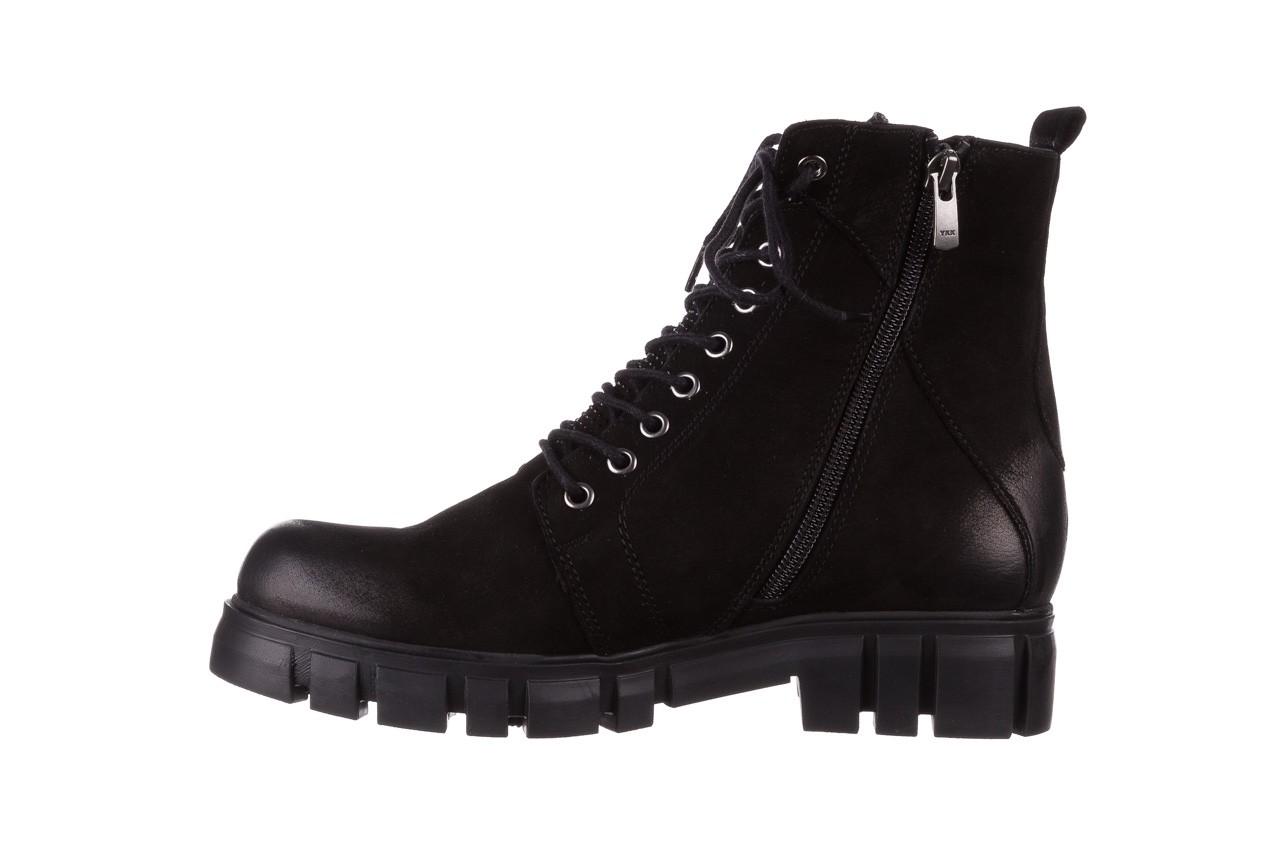 Trzewiki bayla-161 068-8675 black, czarny, skóra naturalna  - trzewiki - buty damskie - kobieta 12