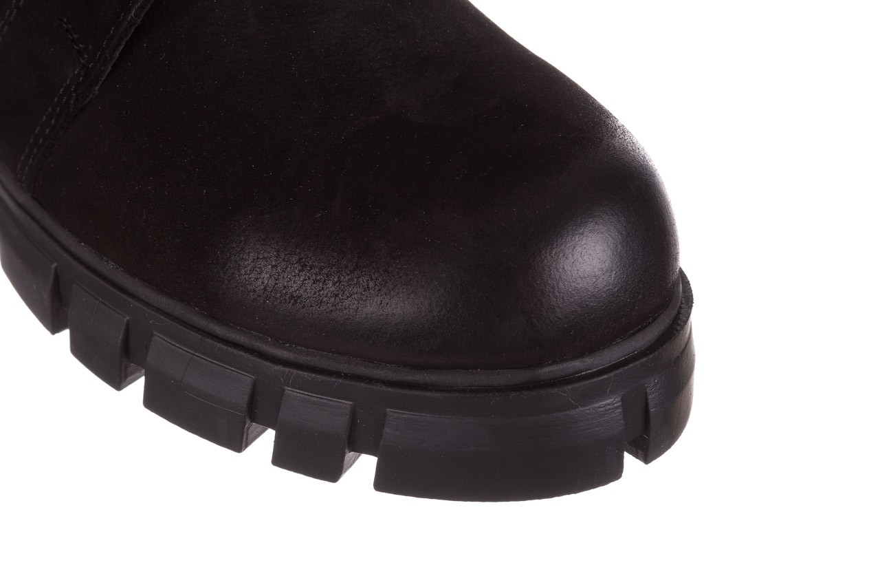 Trzewiki bayla-161 068-8675 black, czarny, skóra naturalna  - trzewiki - buty damskie - kobieta 15